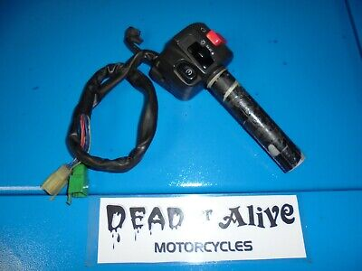 Kawasaki  Zzr 600 (2002)   Throttle And Switch Gear