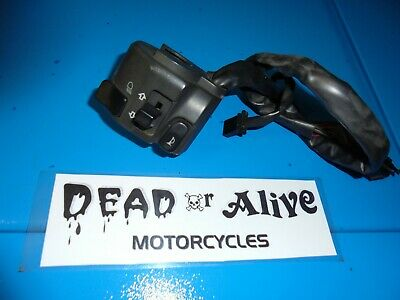 Kawasaki  Zzr 600 (2002)    Switch Gear  Lhs