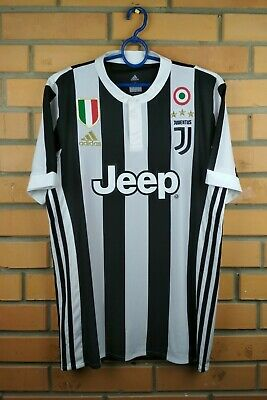c149f610c Juventus jersey S 2017 2018 cup patch home shirt BQ4533 soccer football  Adidas