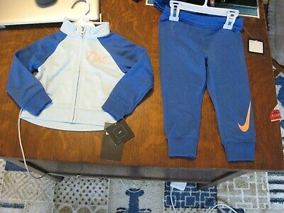 NIKE Infant or Toddler Girls Warm Up Suits, Many Styles&Colors, MSRP $44