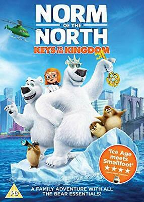 Norm of the North: Keys to the Kingdom [DVD] [2018] - DVD  VFVG The Cheap Fast