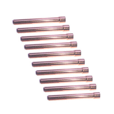 Welding Collet TIG For Torch 17/18/26 Consumable Accessories 10pcs 2.4mm Useful