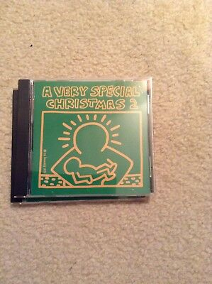 A Very Special Christmas 2 by Various Artists (CD, Oct-1992, A&M (USA))
