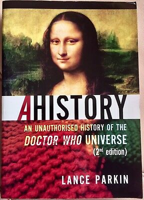 Dr Doctor Who Ahistory 2nd Edition Lance Parkin Mad Norwegian Press