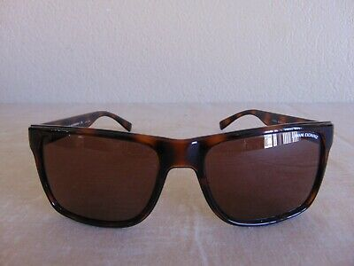 e9dda31bc829 ARMANI EXCHANGE AX Men s Polished Brown Sunglasses AX4016 803773 ...