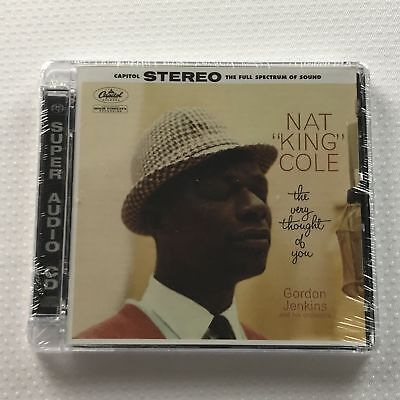 Nat King Cole - The Very Thought of You / Analogue Productions AP SACD NEW OOP