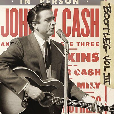 Johnny Cash - Bootleg Vol. 3: Live Around the World MOV Vinyl Record LP NEW OOP