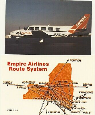 Air Canada  Airlines Vg-900 Vanguard  & Trans Canada 1956 Airport System Map