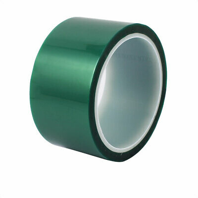 50mm x 33 Meters Green PET High Temperature Resistant Tape for PCB Soldering