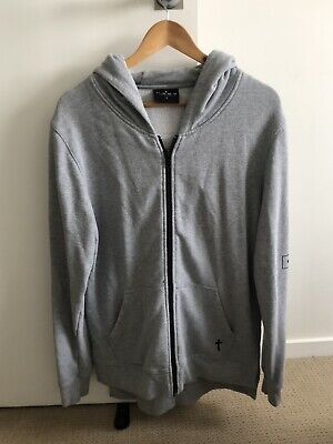 Kiss Chacey Scoop Back Jumper Hoodie Size L