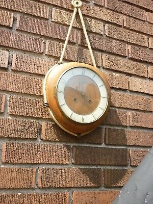 Kienzle Wall Clock  / Chime Movement / Germany Made