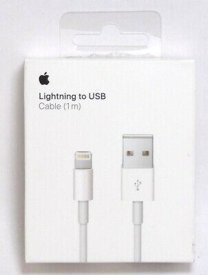 Genuine Apple MQUE2AM/A 1 Meter Lightning to USB Cable