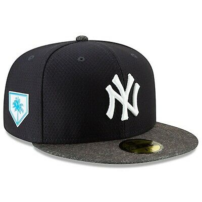 sports shoes 4f4f8 8f47f New York Yankees New Era 2019 Spring Training Collection 59FIFTY Hat