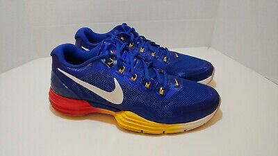 best wholesaler 8be11 83ef6 Nike Lunar TR1 MP Manny Pacquiao 10.5 DS Pacman Phillipines Boxing Trainer  2012