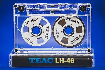 Pioneer Audio Tape New Blank Silver Color Cassette Reel to Reel Empty