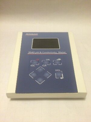 NEW Jenway 3540 pH & conductivity meter & accessories RRP £1,300+