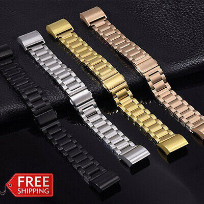 For Fitbit Charge 2 Smart Watch Stainless Steel Watch Band Strap Metal Buckle UK