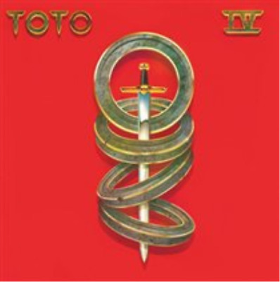 Toto-IV CD / Remastered Album NEW