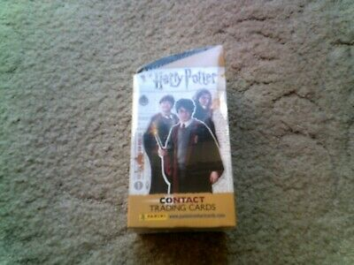 25  Panini Harry Potter Contact Trading Cards #9