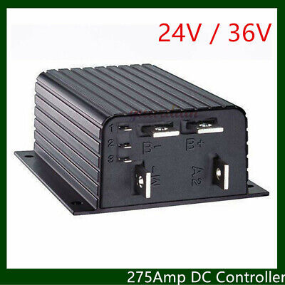 new replace curtis 1204 009 pmc 24v 36v 275amp dc controller forreplace curtis 1204 027 pmc 24v 36v 275amp dc controller for ezgo golf cart