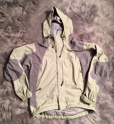 6979069b2454 The North Face Women s Green Gray Full Zip Hooded Winter Jacket Size Small