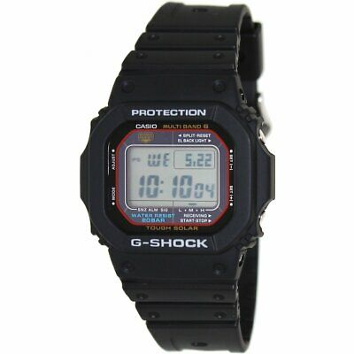 Casio Men's G-Shock  Digital Resin Quartz Watch