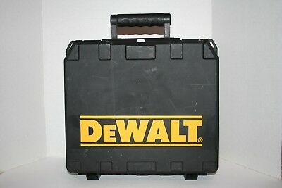 EMPTY DEWALT CARRY Case For Dw056K-2 Case Only
