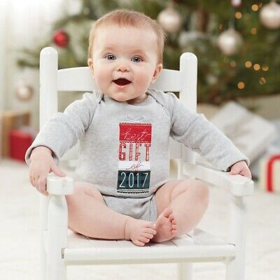 Mud Pie H7 Christmas Baby Boy Girl Best Gift Of 2017 Crawler 1132337 Choose Size