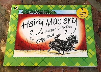 Hairy Maclary:Bumper Collection (Hairy Maclary and Friends) by Dodd 3 Books In 1