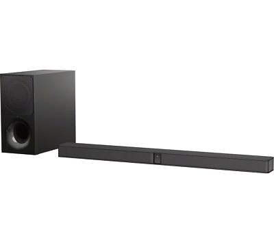 Sony Ht-Ct290 2.1 Sound Bar Speaker 300W Wireless Subwoofer Bluetooth Optical *
