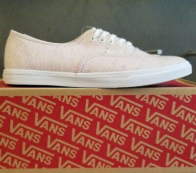 96d601f39cbb New In The Box Vans Authentic Lo Pro Speckle Jersey Pink Vn0A32R4Mt5 For  Women
