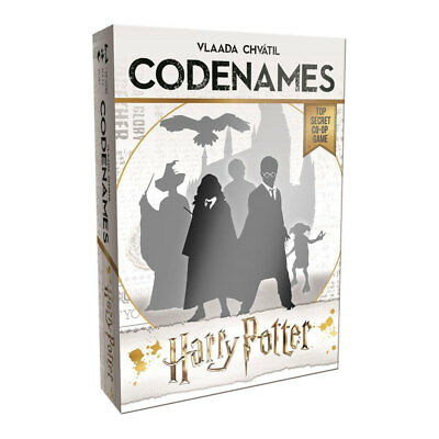 Harry Potter: Codenames Card Game - Loot - BRAND NEW