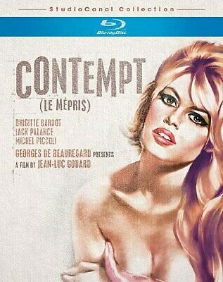 Contempt (le Mepris) (Blu-Ray) Blu-Ray Neuf