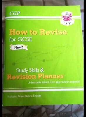 How To Revise For Gcse Study Skills And Planner
