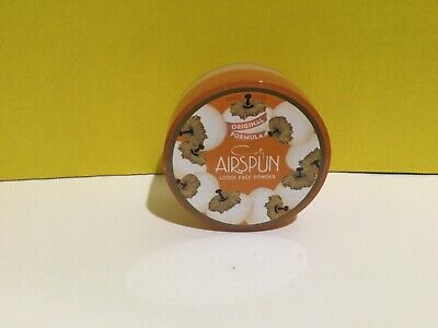 Coty Airspun Loose face Powder Roses Beige 07022 Read Description