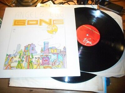 15055 Gong Angels Egg Buy 5 LPs for £6 Post UK