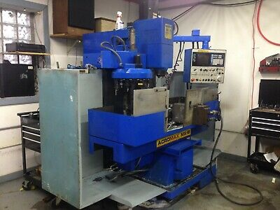 1985 Acromax MX-16 4 Axis CNC Mill (Full 4th)   Best Offer