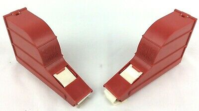 2 Near Full 3M ScotchCode SWD Write-On tape Dispenser. Part no. 054007-11954