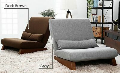 SINGLE SEAT SOFA Bed Modern Fabric Japanese Living Room ...