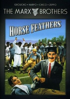Horse Feathers [New DVD] Full Frame, Subtitled, Dolby, Dubbed