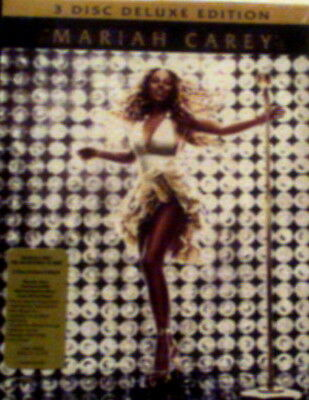 MARIAH CAREY The ADVENTURES of MIMI Deluxe Edition 19 Songs 3-Disc Set SEALED