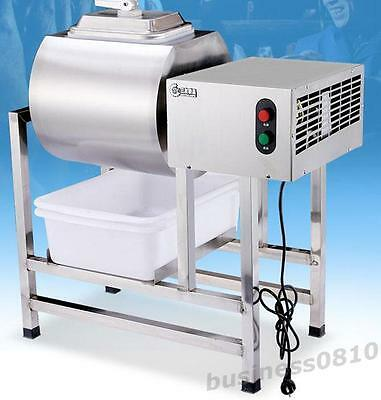 Stainless Steel Meat Salting Machine/Meat Poultry Tumbler Machine 40L 110V/220V