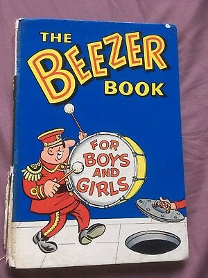 The Beezer Book Annual 1965