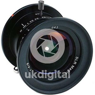 SLR Magic 8mm F4 MFT Lens