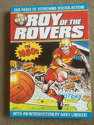 The Best of Roy of the Rovers: The 1980s by Tom Tully, David Sque