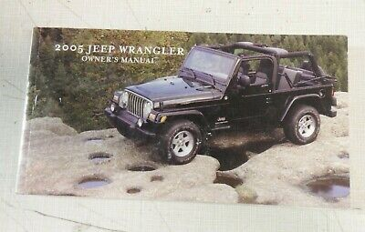 jeep wrangler rubicon owners manual