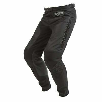 Fasthouse Adults Mens Grindhouse Motocross MX Riding Racing Pants - Solid