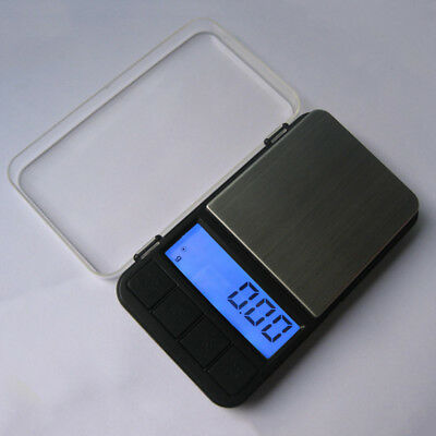 Small Mini Pocket Digital Electronic Weighing Weight Scale Low Power