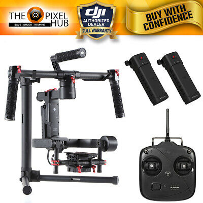 DJI Ronin M 3-Axis Brushless Gimbal Stabilizer CP.ZM.000144.03 - DJI REFURBISHED