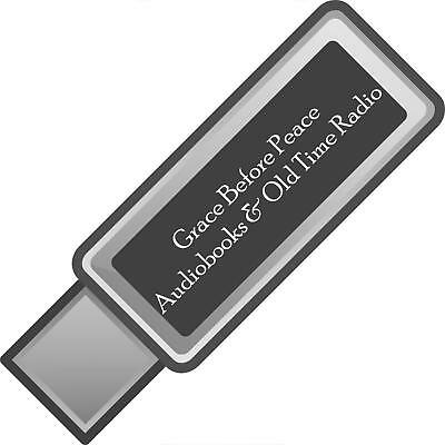 Buck Rogers Old Time Radio Show OTR 34 Episodes MP3 on USB Flash Drive Free Ship
